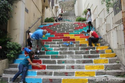 Painting Up Beirut