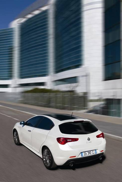 Bassoul Heneine is proud to introduce Alfa Romeo Giulietta to Lebanon