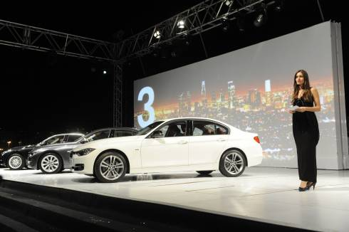 Bassoul-Heneine sal unveils its latest BMW models to customers