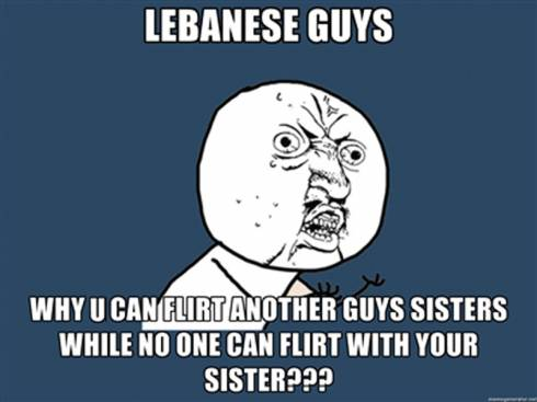 A collection of the worst pickup lines in Lebanon