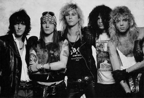 We're Turning Into Paradise City Because Guns N' Roses Is Coming to Beirut
