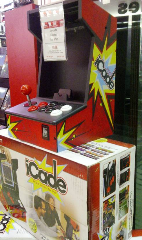 ThinkGeek's iCade Lives