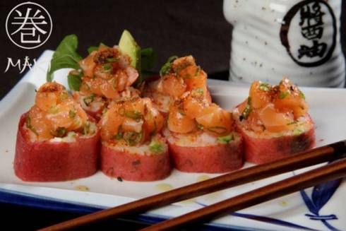Japanese Cuisine at Its Finest: Maki in Beirut