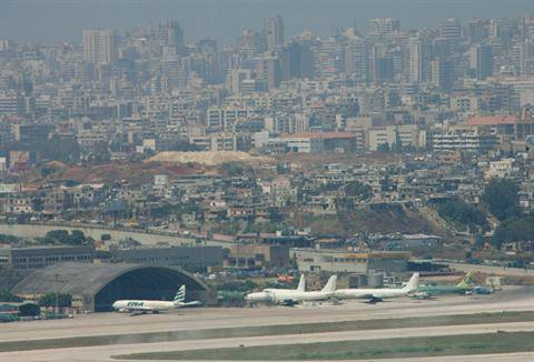 Beirut Airport to Temporarily Suspend Flights  Due to Strike