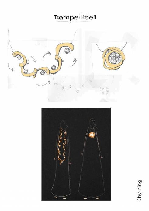 Lebanese Jewelry Designer Nominated for International Jewelry Competition