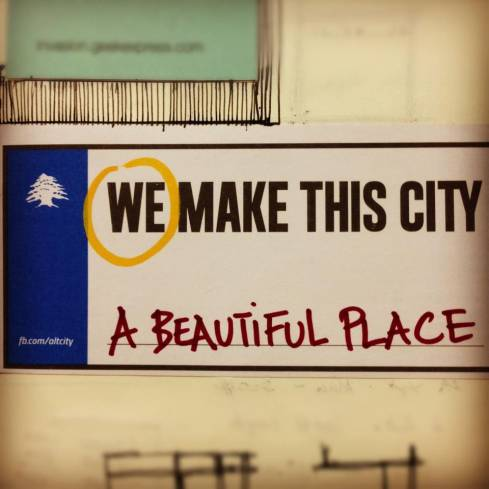 Let's Make Beirut Beautiful