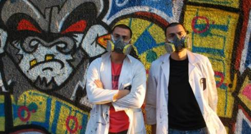 Lebanese Rap Duo Ashekman Recognized on MTV Voices