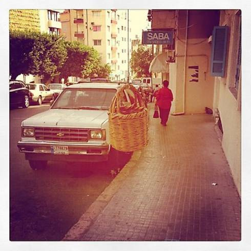 You Know You're in Beirut When...