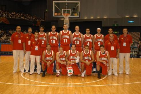 Why was Lebanon's Basketball Membership Suspended by FIBA?