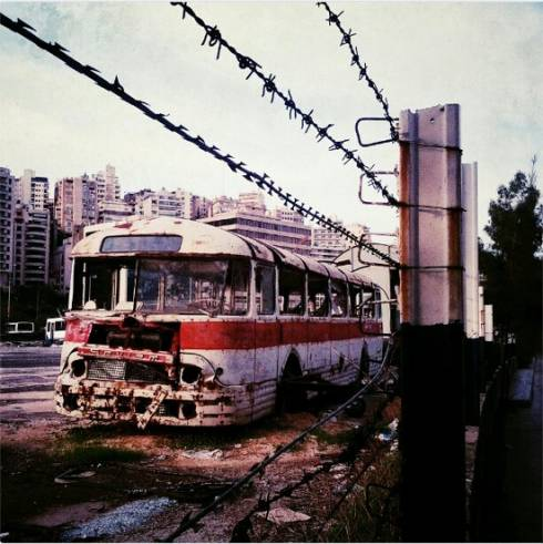 A Bus So Decrepit, It Might As Well Be A National Landmark