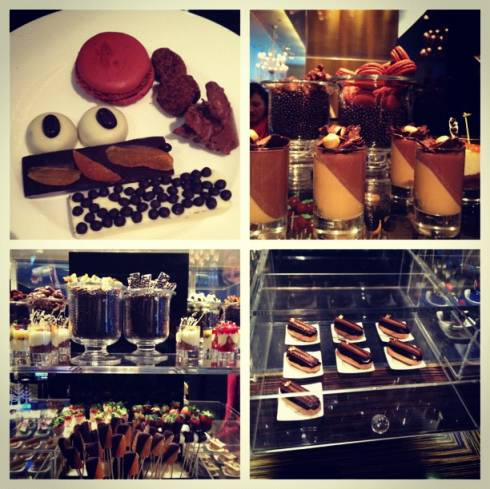 Chocolate Buffets
