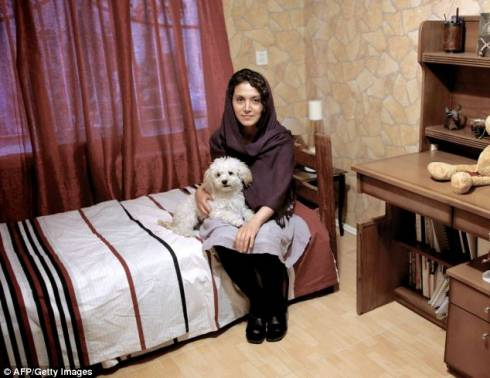 Dog Owners In Iran Now Face Charges for Dog-Walking in Public