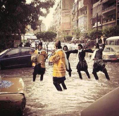 The Lebanese Flood Festival 2012