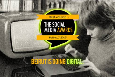Calling All Nominations for the Beirut Social Media Awards 2013