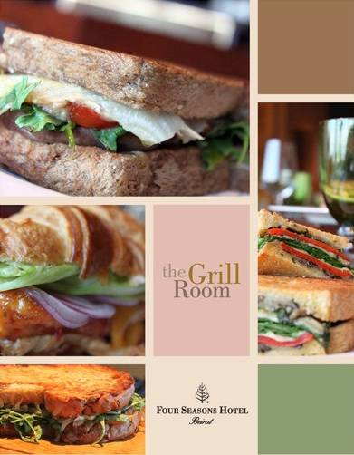 Rediscover Lunch  at the Grill Room