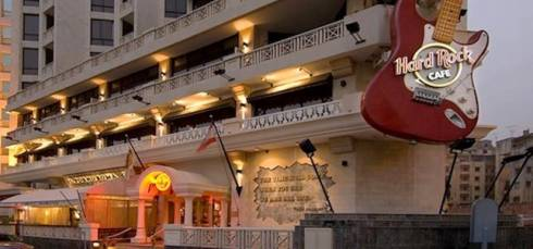 Hard Rock Cafe Beirut Announces It's Closing Down