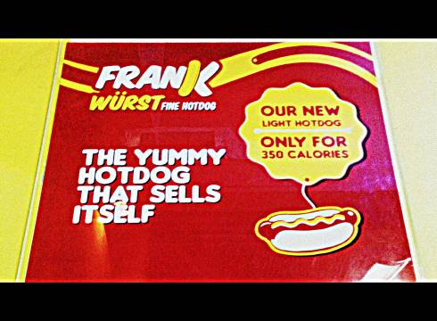 Guiltless Hotdogs Brought to You By Frank Wurst