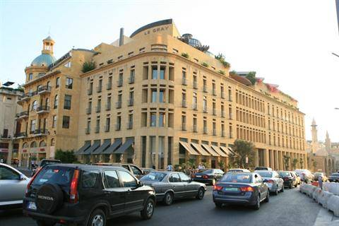 Beirut Hotels Suffer From Low Tourism