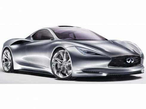 Tomorrow's WHEELed Infiniti Emerg-E