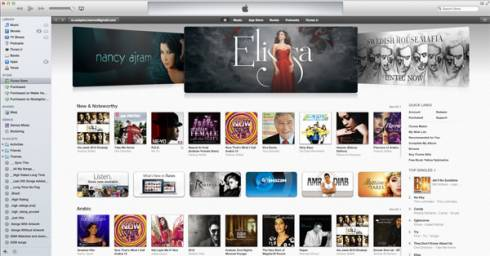 Apple Launches Lebanese iTunes