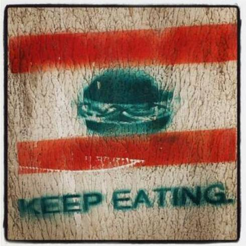 Just Keep Eating