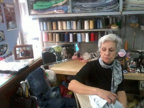 Local Seamstress Needs Your Help
