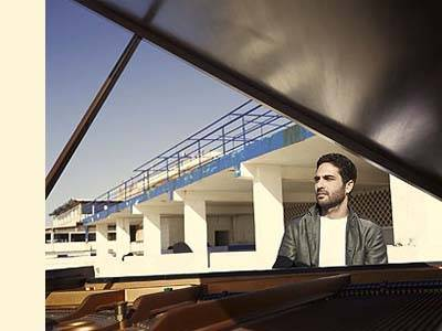 Walid Nahas - Solo Piano Concerto - 'Immersion' Album Launch