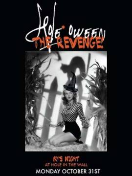 Hole-oween the Revenge