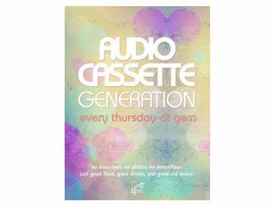 Audio Casette Generation