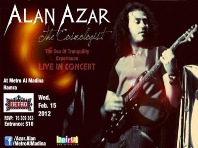 Alan Azar Live in Concert