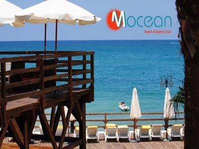 Fifty Percent off Full-Day Beach Pass at Mocean Beach and Sports Club