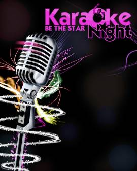 Karaoke Be The Star Night at La Maison du Disque Cafe