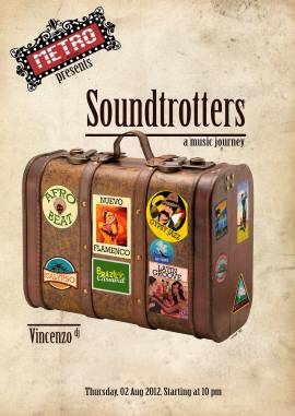 Soundtrotters at Metro Al-Madina