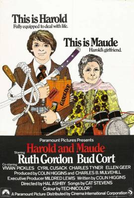 Hahaha Cinema: Harold and Maude at Metro Al Madina