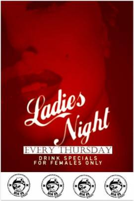 Ladies Night at The Blind Pig