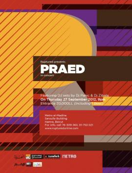 Praed Live at Metro Al Madina
