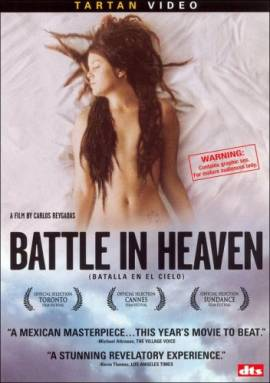 Crime in Metro: Battle In Heaven Screening