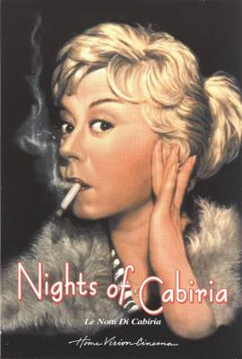 Nights of Cabiria Screening at Metro Al Madina