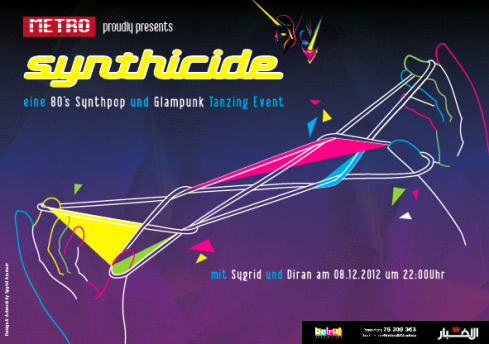 Retro Metro presents: Synthicide