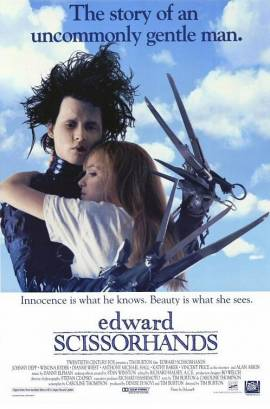 Edward Scissorhands Screening at Metro Al Madina