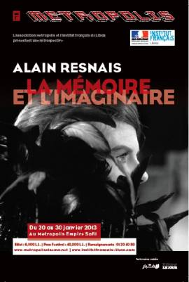 Alain Resnais Retrospective at Metropolis Cinema