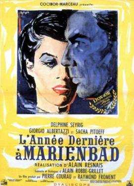 Last Year at Marienbad Screening at Metropolis Cinema