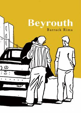 Beyrouth Comic Launch at Plan Bey
