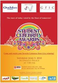 Student Celebrity Awards Ceremony