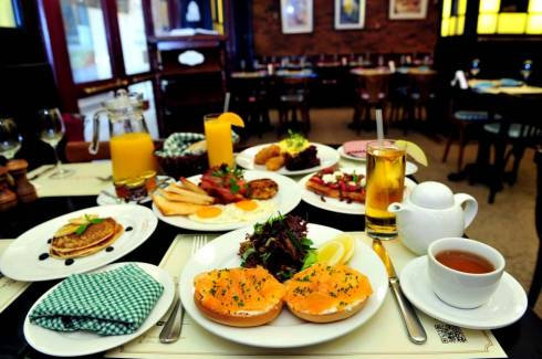 The Big Breakfast Formule at Couqley