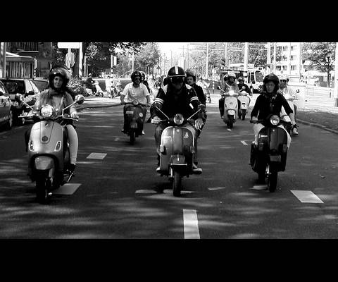 Vespa Club Ride