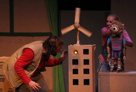 Firas the Sneezer Play at The Sunflower Theatre