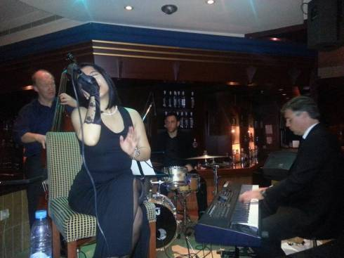 Jazz On Top Of The World at The Hilton