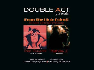 Double Act at Dany's