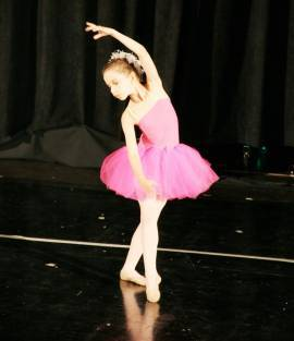 Ballet - Jazz Classes for Kids at Art and Movement Dance School